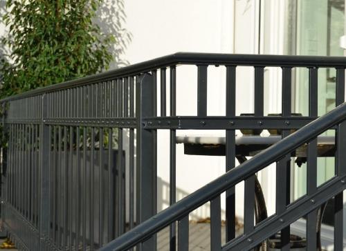 Geländer Müllenhoff