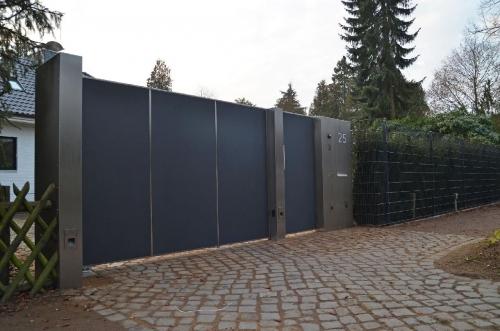 Tür-Tor-Anlage Alsterblick