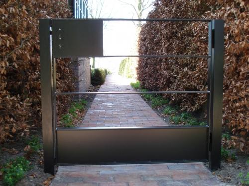 Tür Hirschpark